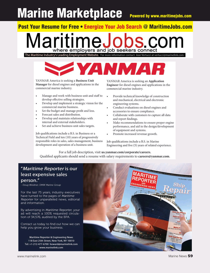 Marine News Magazine October 2015, 59 page