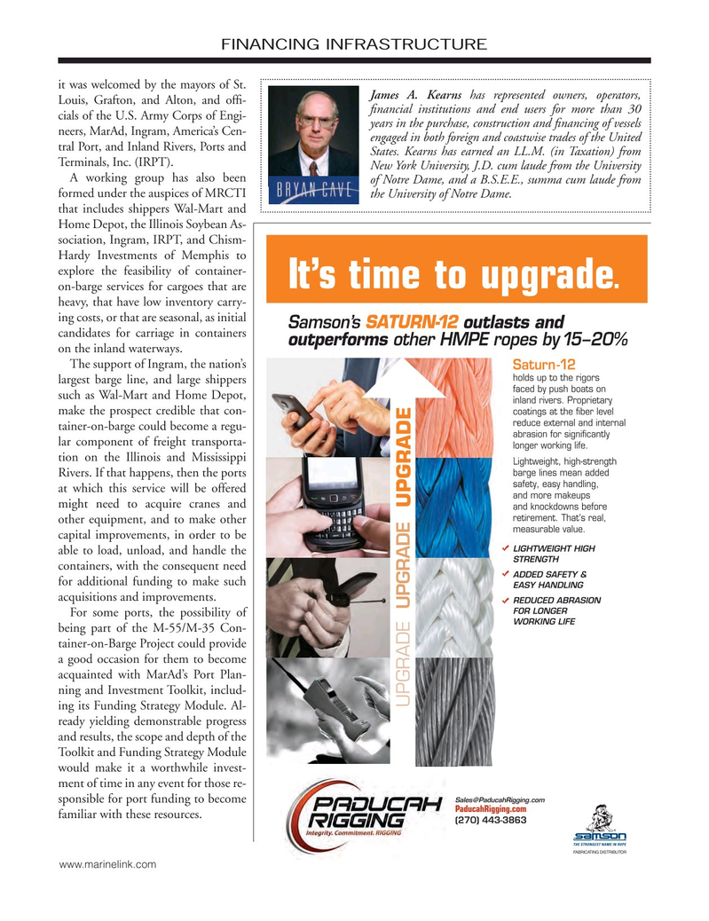 Marine News Magazine, page 47,  Nov 2015