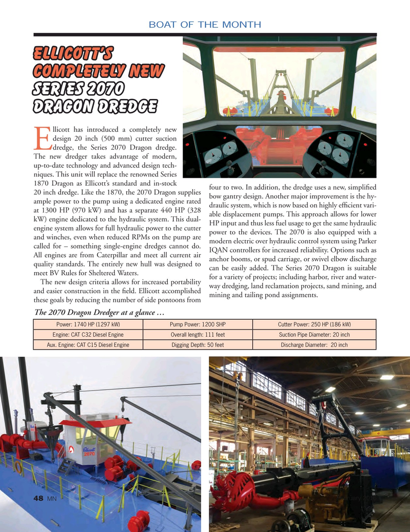 Marine News Magazine, page 48,  Feb 2016