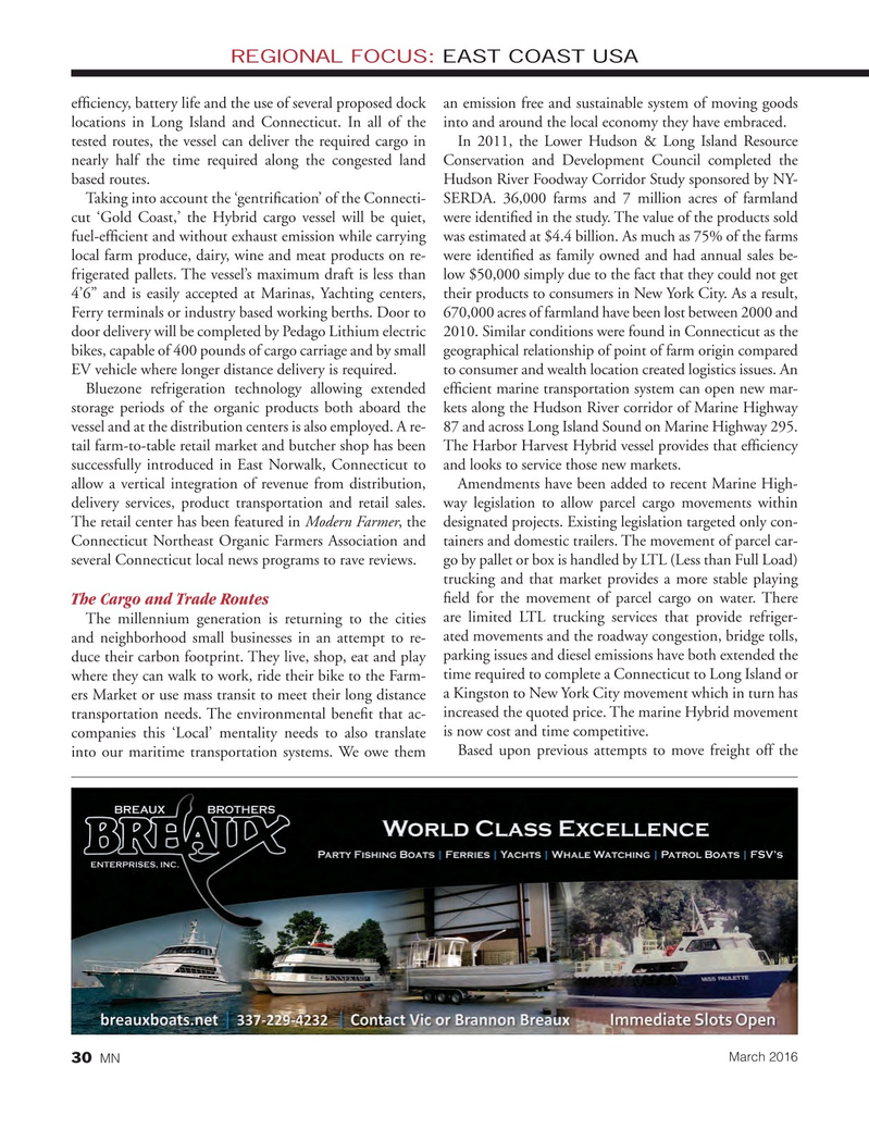 Marine News Magazine, page 30,  Mar 2016
