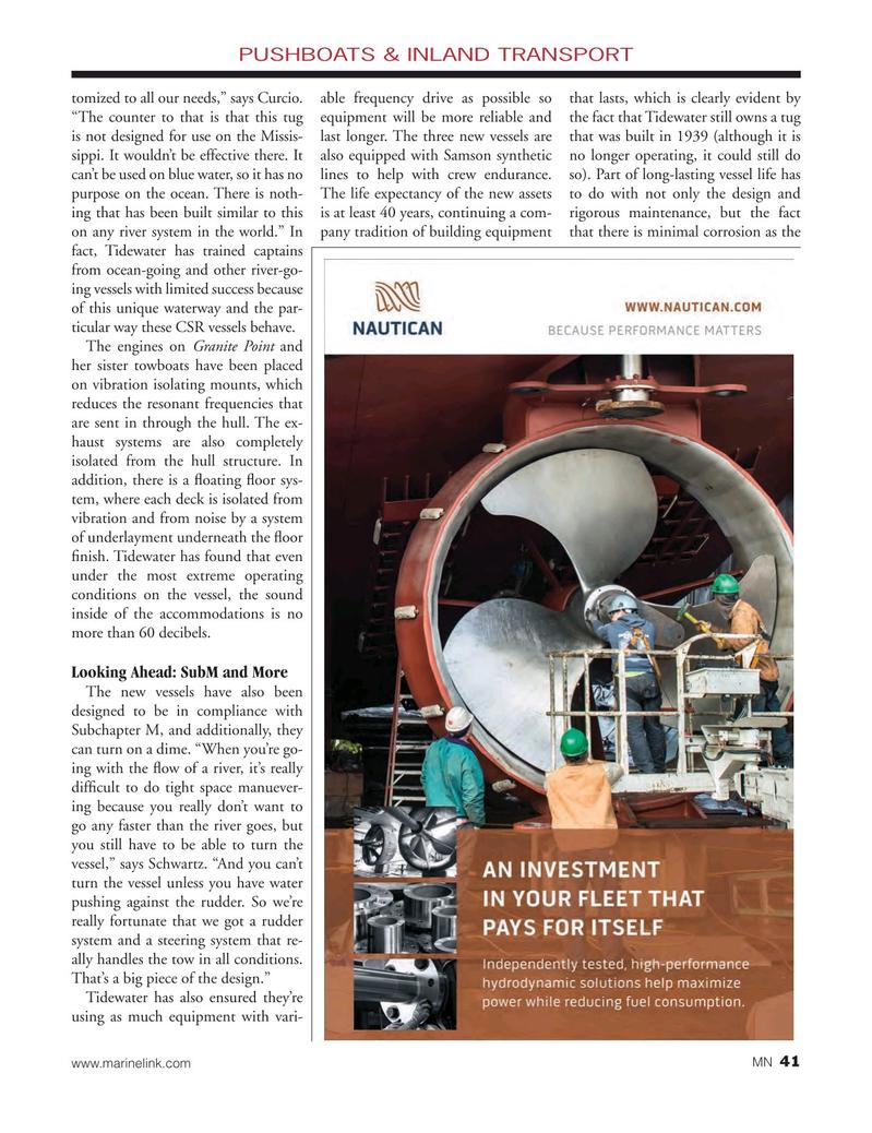 Marine News Magazine, page 41,  Mar 2016