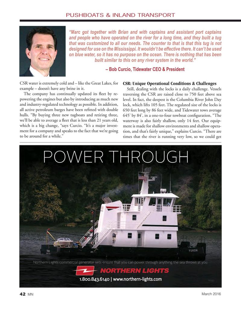 Marine News Magazine, page 42,  Mar 2016