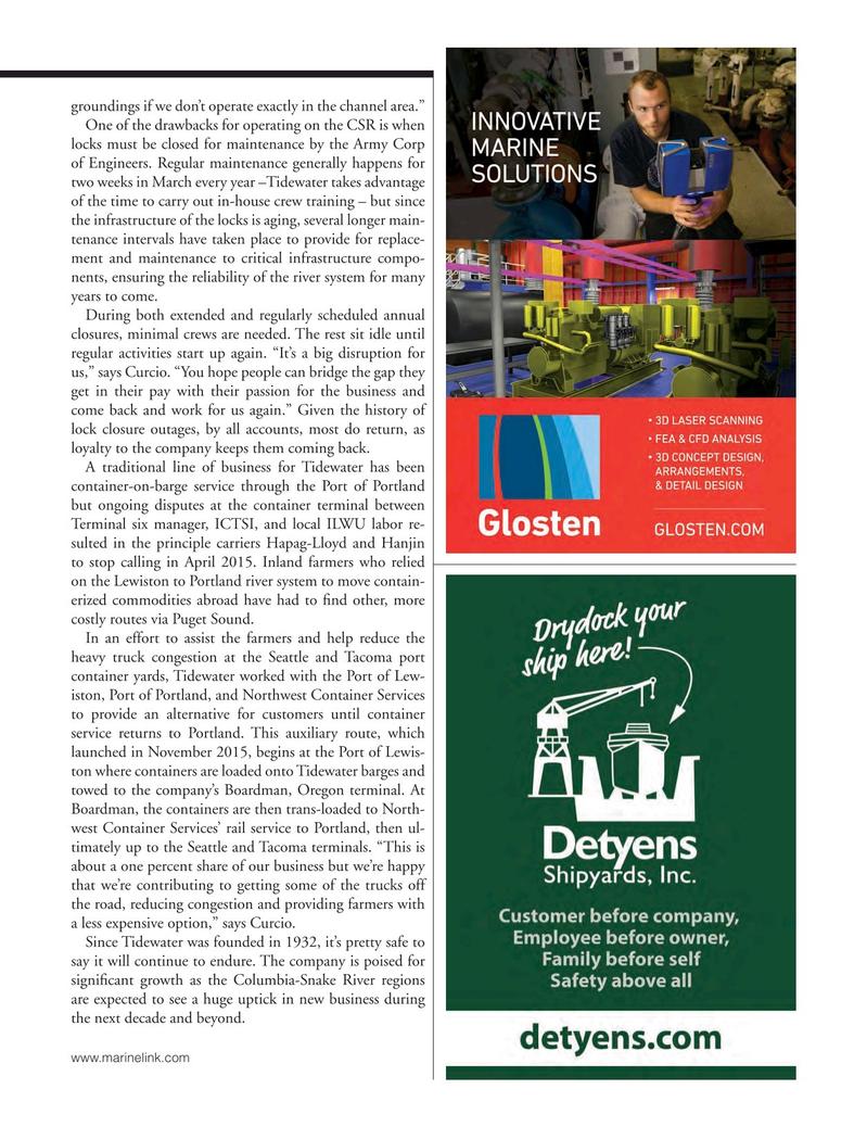 Marine News Magazine, page 43,  Mar 2016