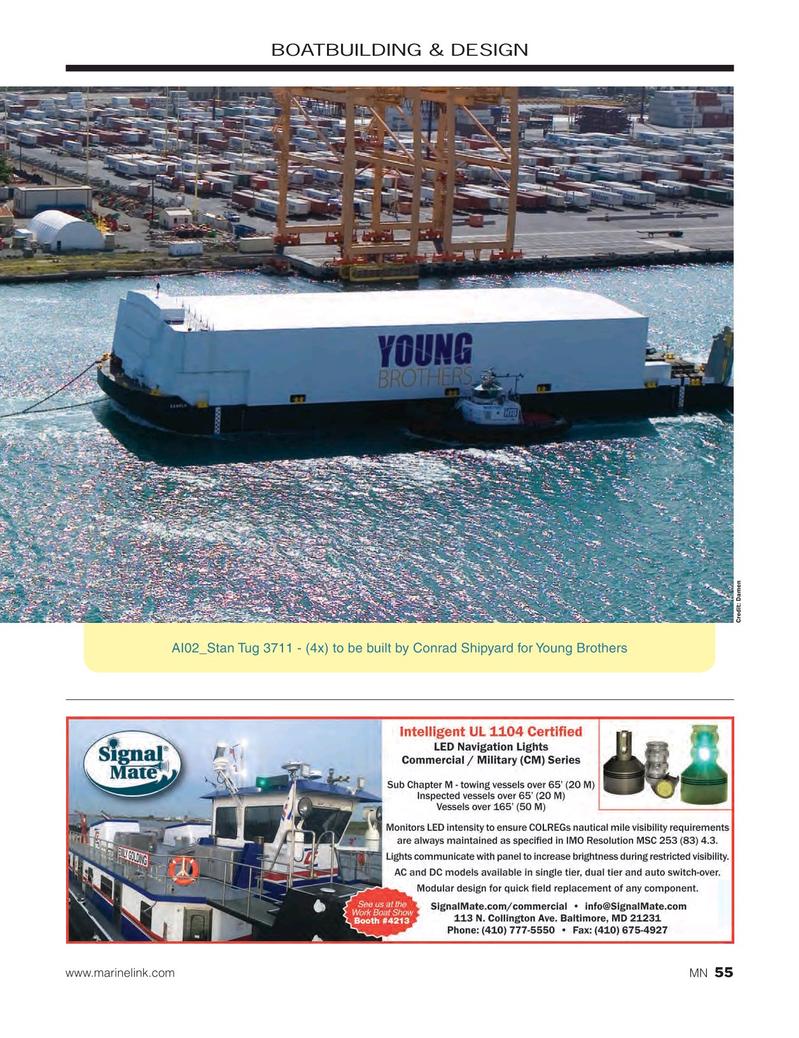Marine News Magazine, page 55,  Nov 2016