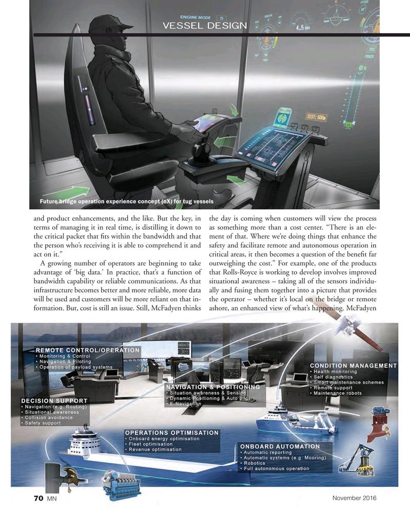 Marine News Magazine, page 70,  Nov 2016
