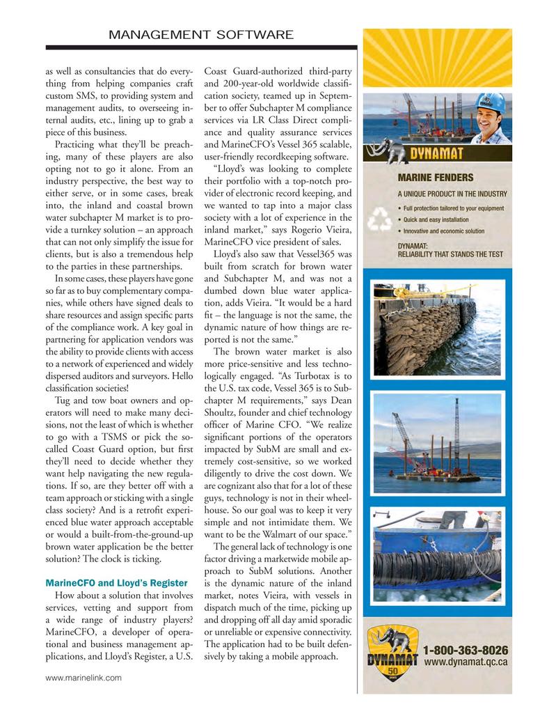 Marine News Magazine, page 33,  Mar 2017