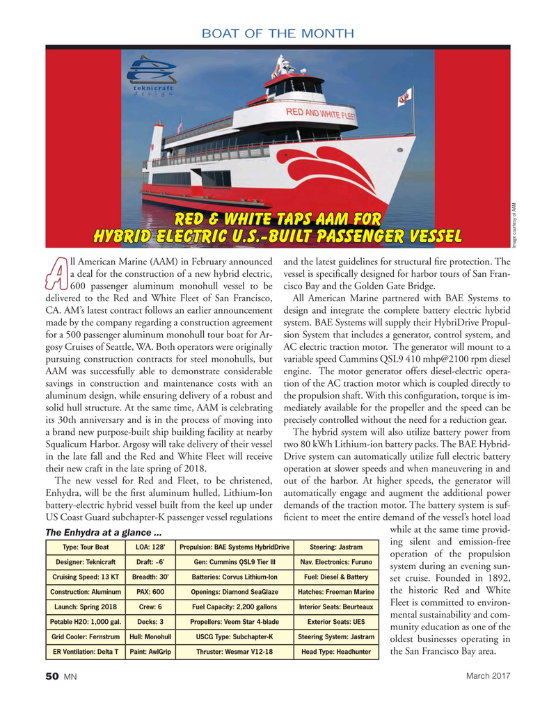 Marine News Magazine, page 50,  Mar 2017