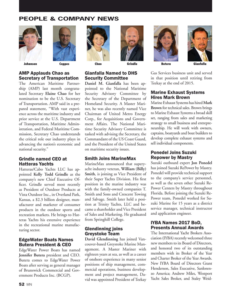 Marine News Magazine, page 52,  Mar 2017