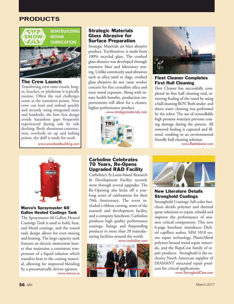 Marine News Magazine, page 56,  Mar 2017