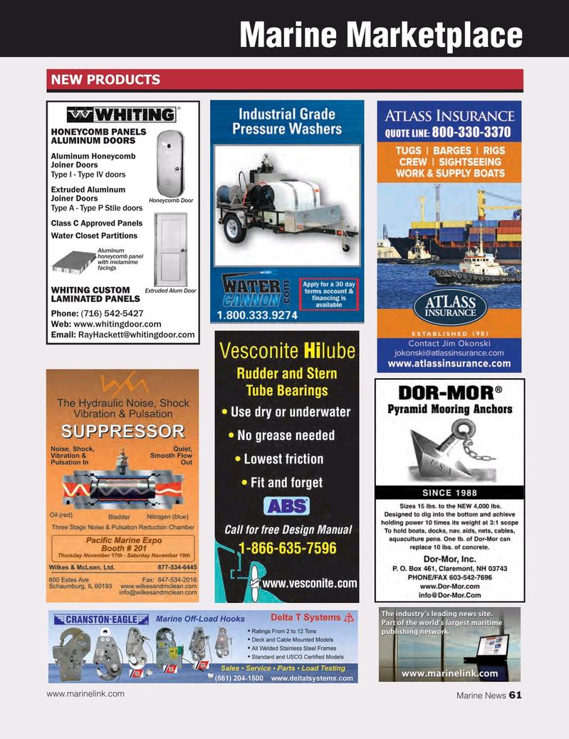 Marine News Magazine, page 61,  Mar 2017