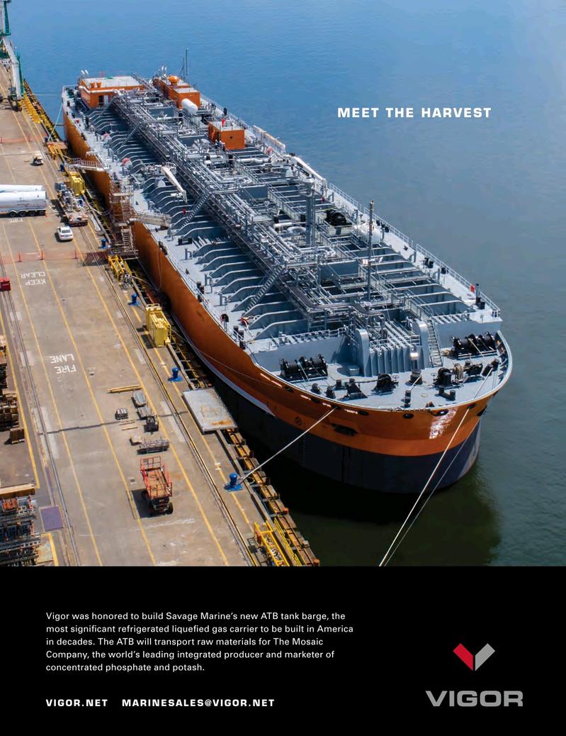Marine News Magazine, page 27,  Aug 2017