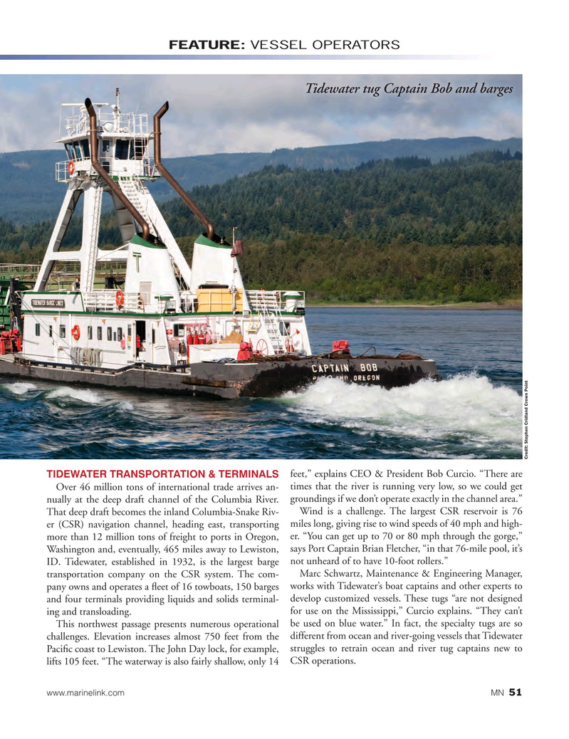 Marine News Magazine, page 51,  Aug 2017