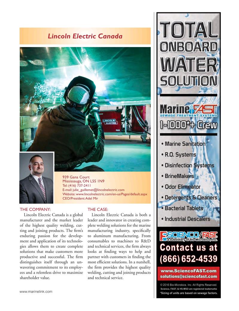 Marine News Magazine, page 67,  Aug 2017