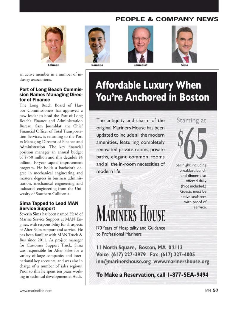 Marine News Magazine, page 57,  Sep 2017