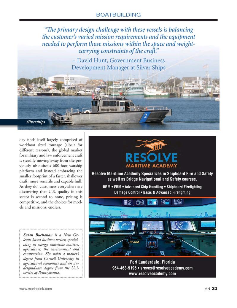 Marine News Magazine, page 31,  Oct 2017