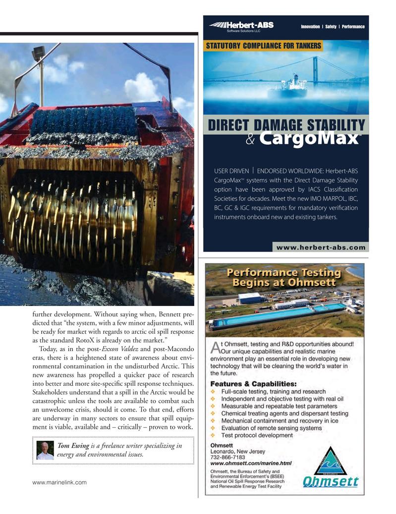 Marine News Magazine, page 39,  Oct 2017