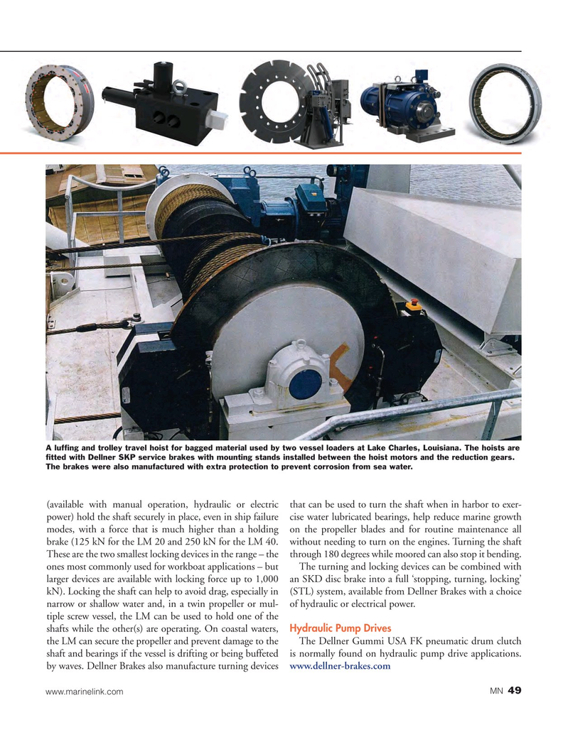 Marine News Magazine, page 49,  Mar 2018