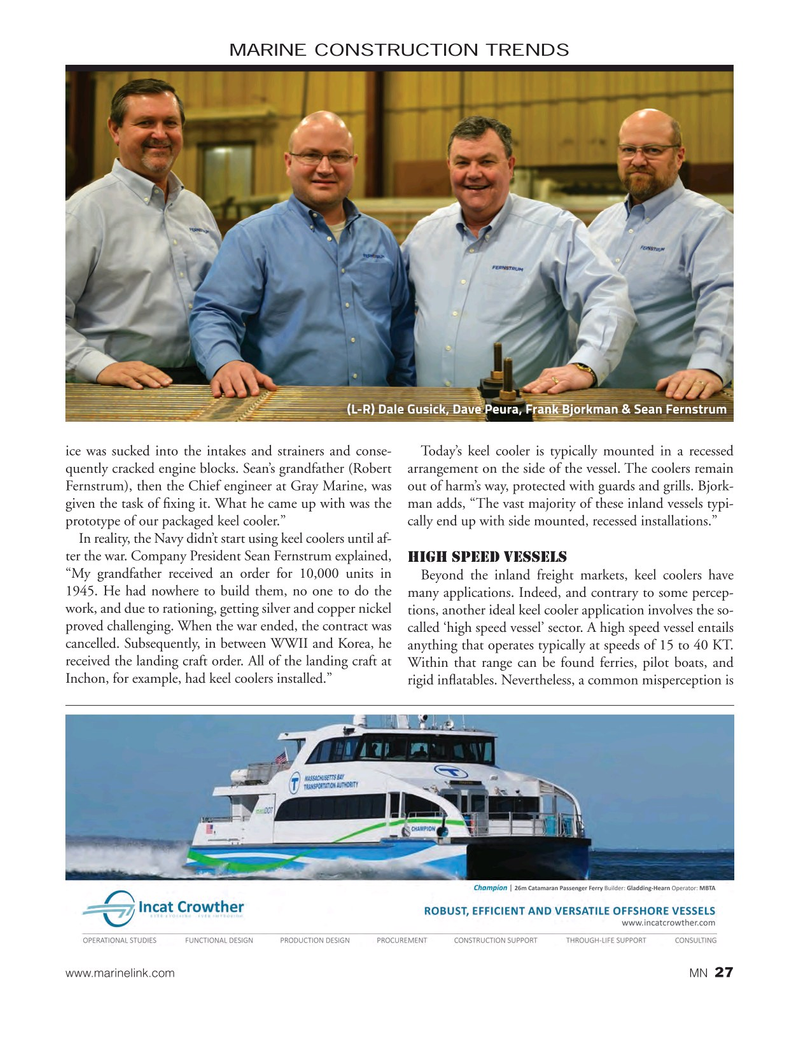 Marine News Magazine, page 27,  Apr 2018