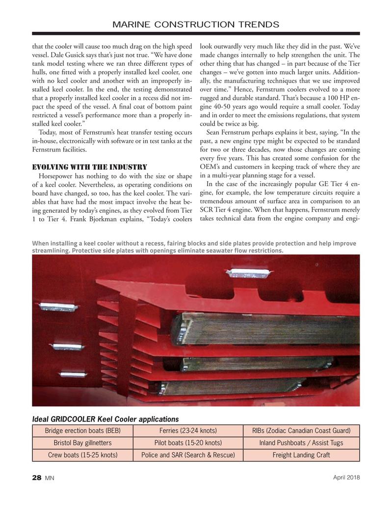 Marine News Magazine, page 28,  Apr 2018