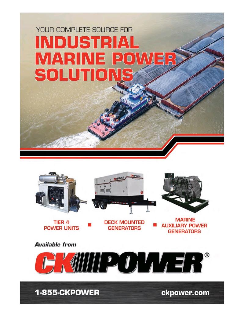 Marine News Magazine, page 5,  May 2018