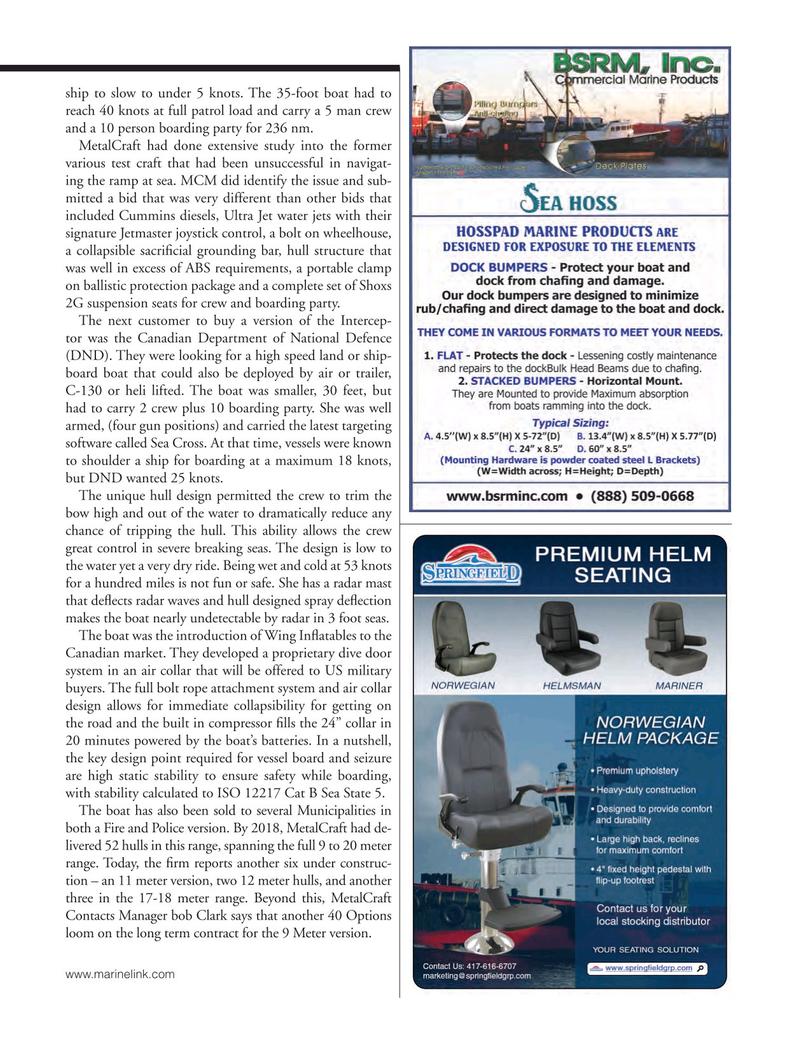 Marine News Magazine, page 39,  Jun 2018