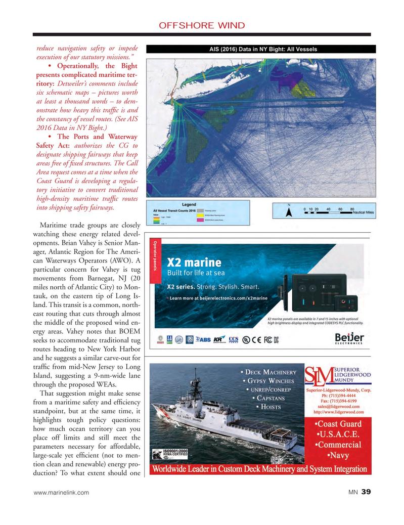 Marine News Magazine, page 39,  Sep 2018