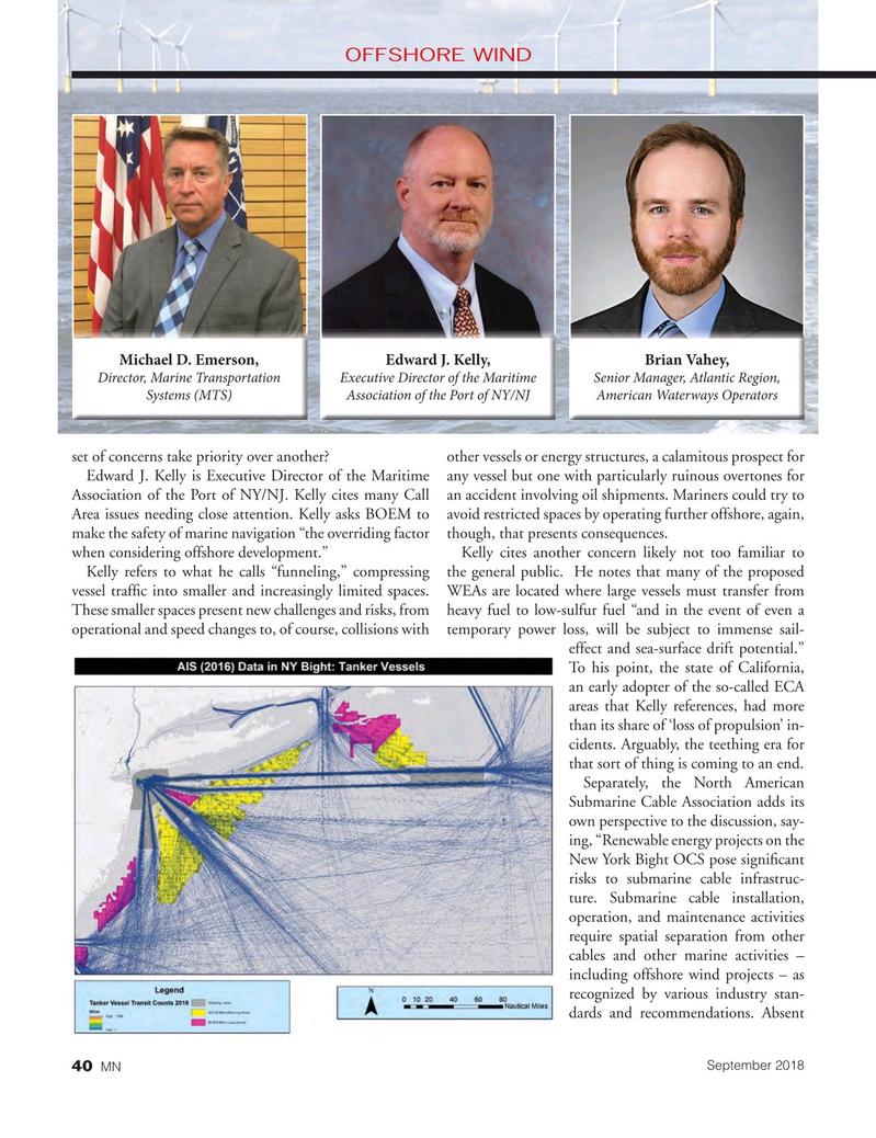 Marine News Magazine, page 40,  Sep 2018
