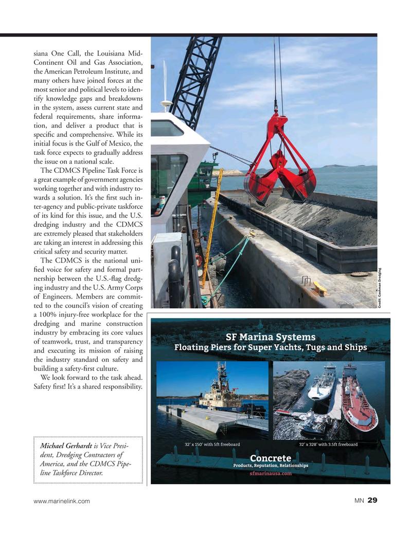 Marine News Magazine, page 29,  Oct 2018