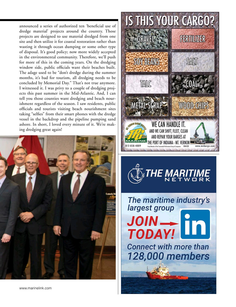 Marine News Magazine, page 19,  Feb 2019