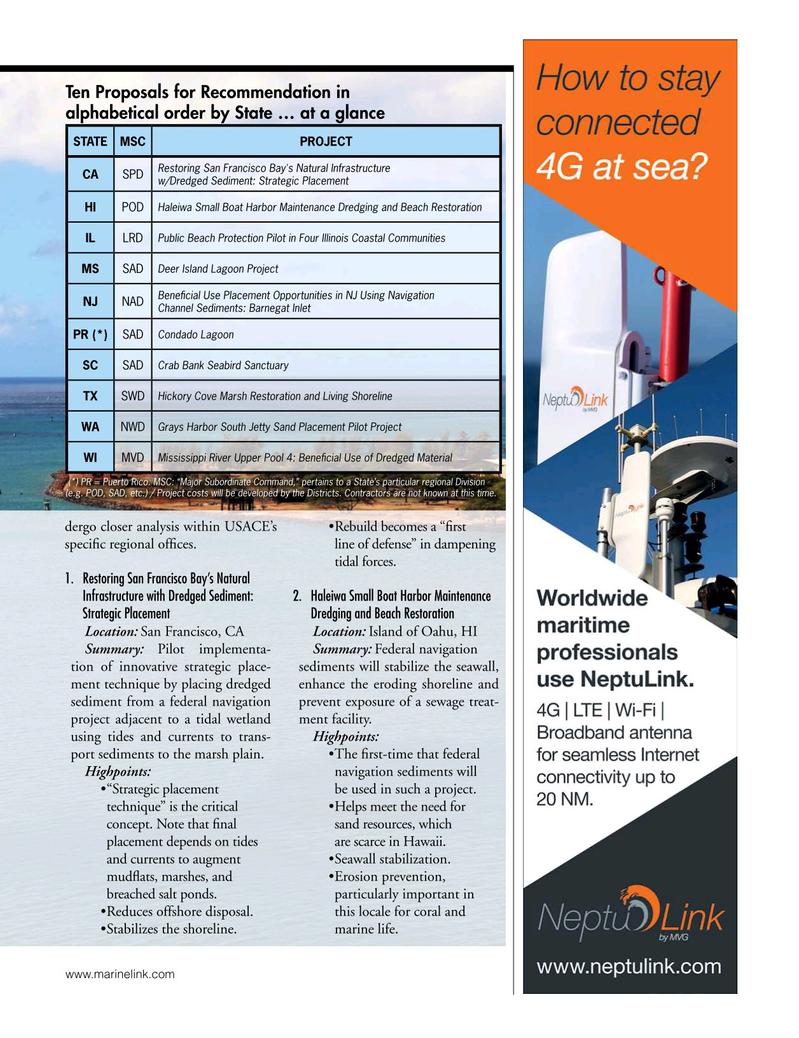Marine News Magazine, page 27,  Feb 2019