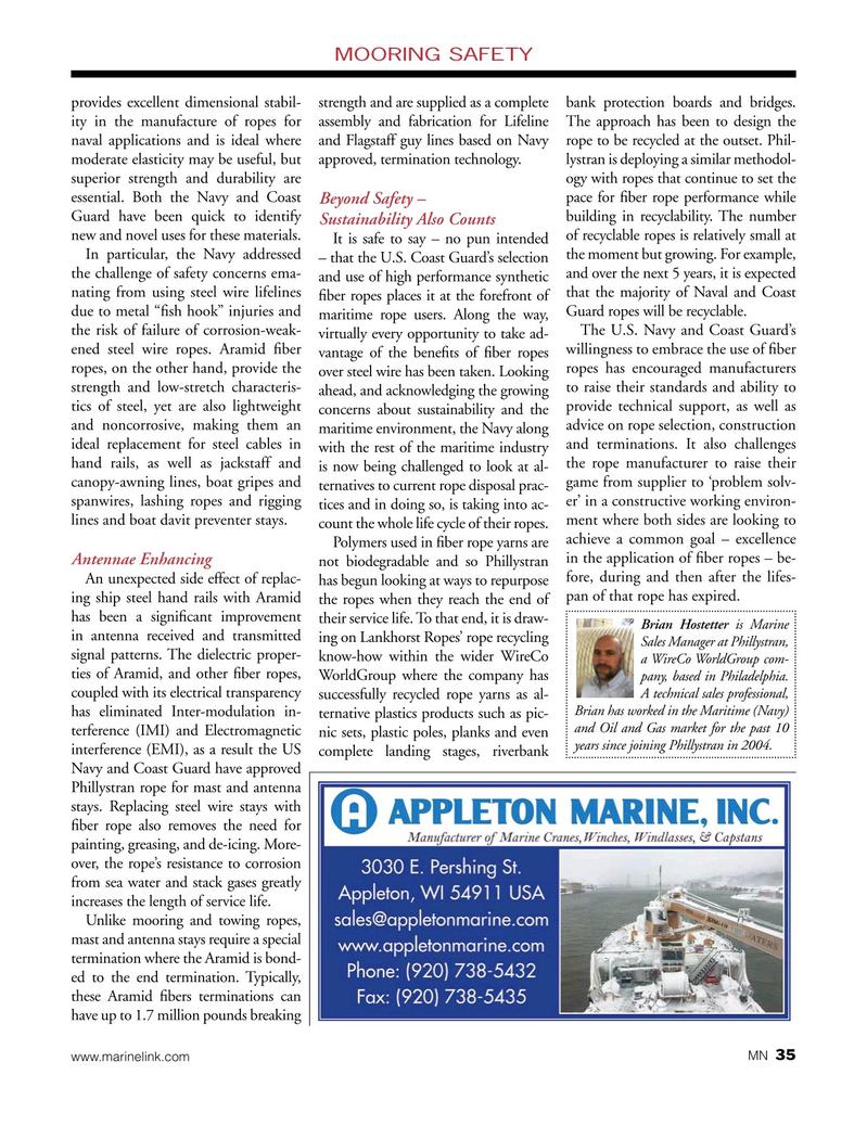 Marine News Magazine, page 35,  Feb 2019