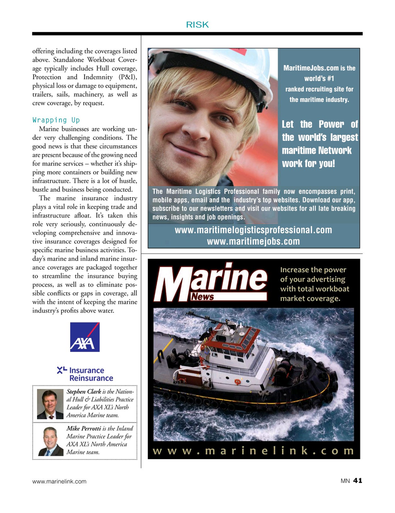 Marine News Magazine, page 41,  Feb 2019