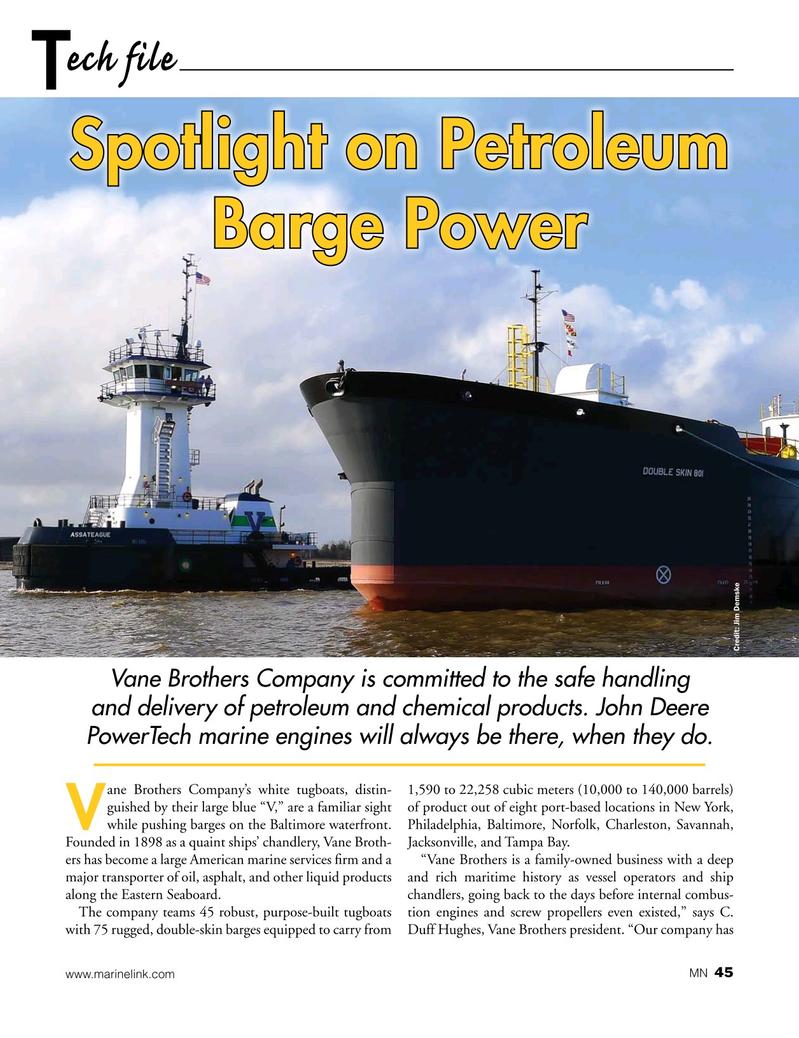 Marine News Magazine, page 45,  Feb 2019