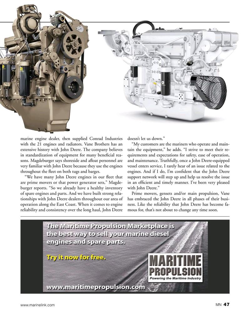 Marine News Magazine, page 47,  Feb 2019
