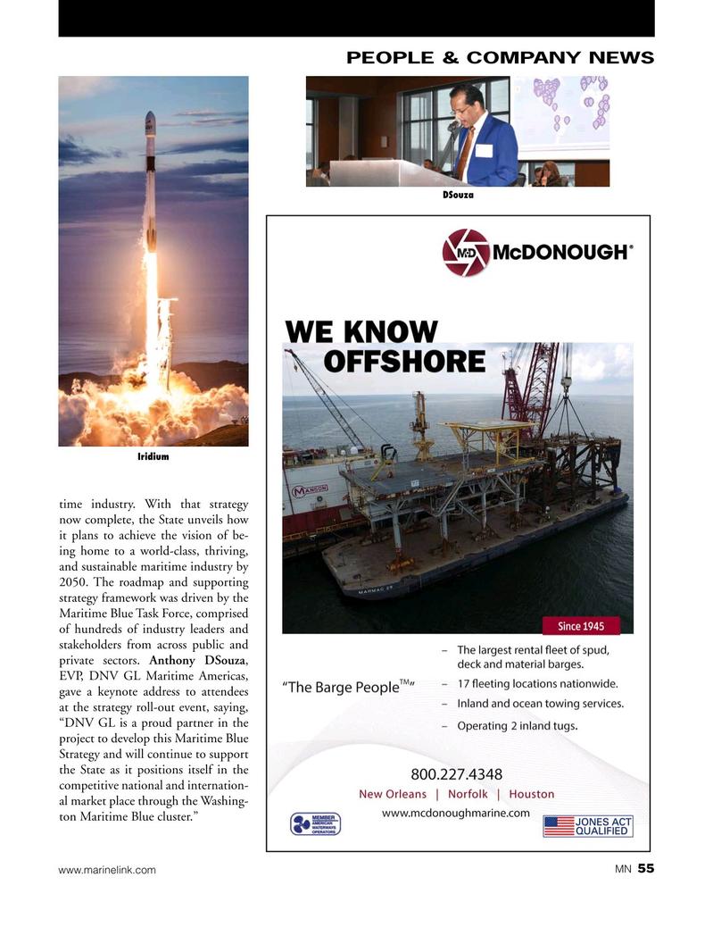 Marine News Magazine, page 55,  Feb 2019
