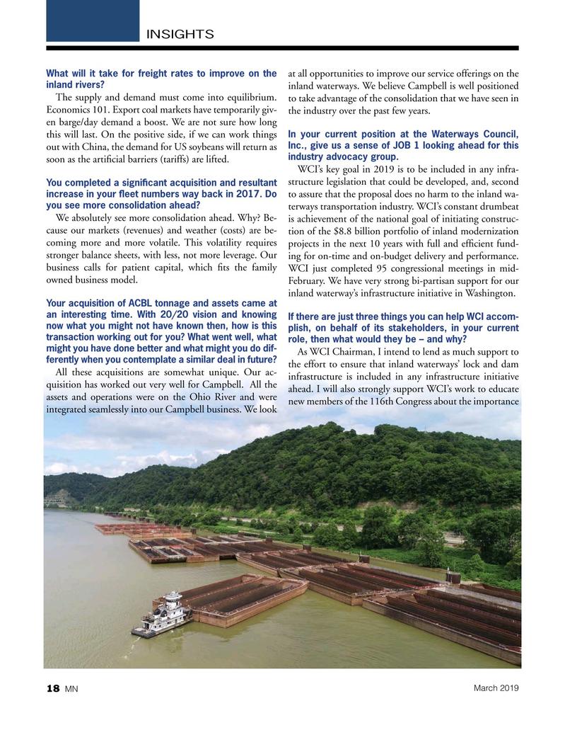 Marine News Magazine, page 18,  Mar 2019