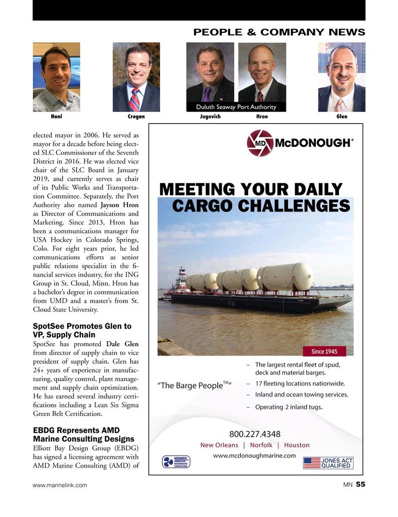Marine News Magazine, page 55,  Mar 2019