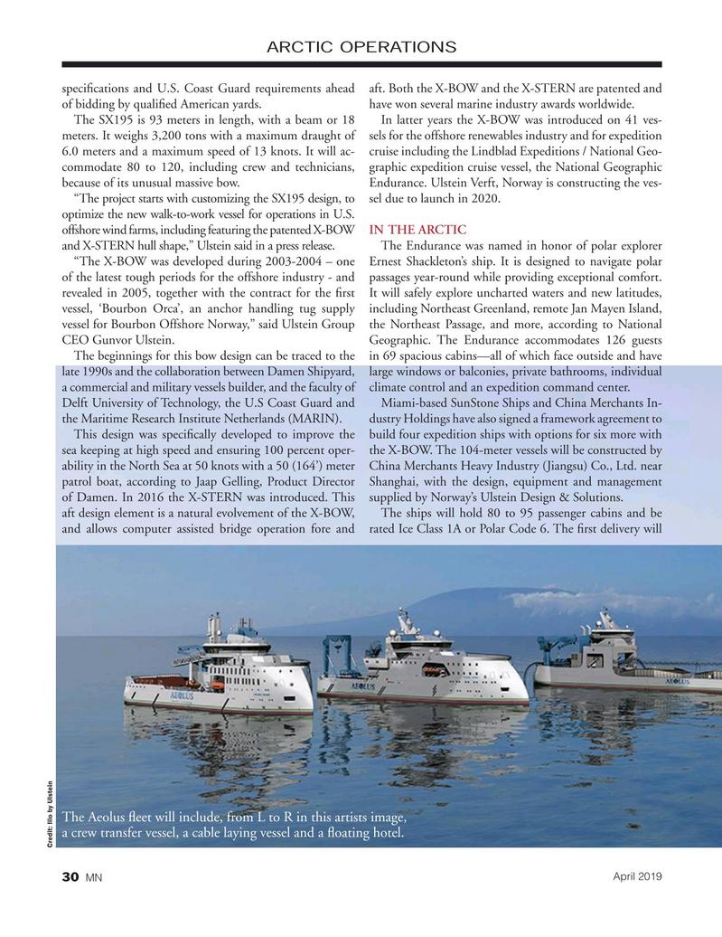 Marine News Magazine, page 30,  Apr 2019