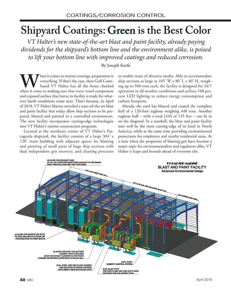 Marine News Magazine, page 40,  Apr 2019