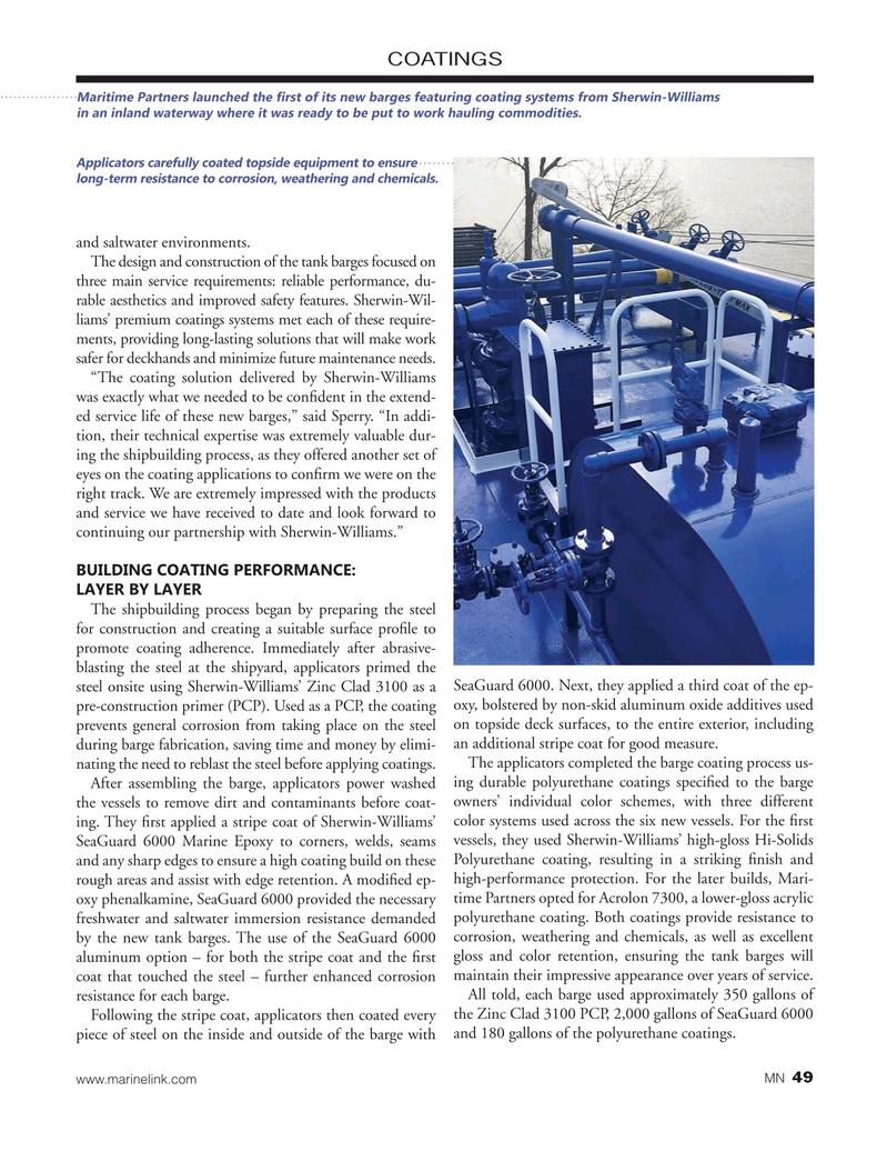 Marine News Magazine, page 49,  Apr 2019