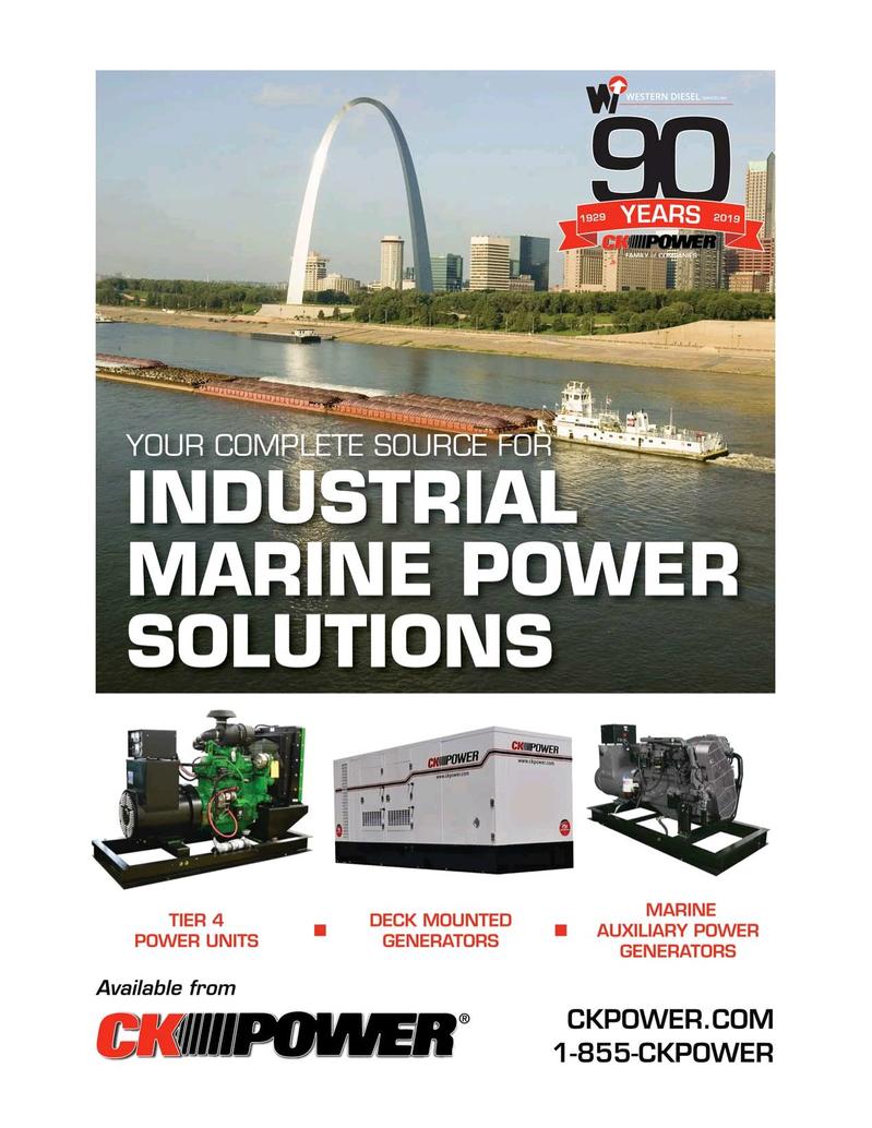 Marine News Magazine, page 7,  May 2019
