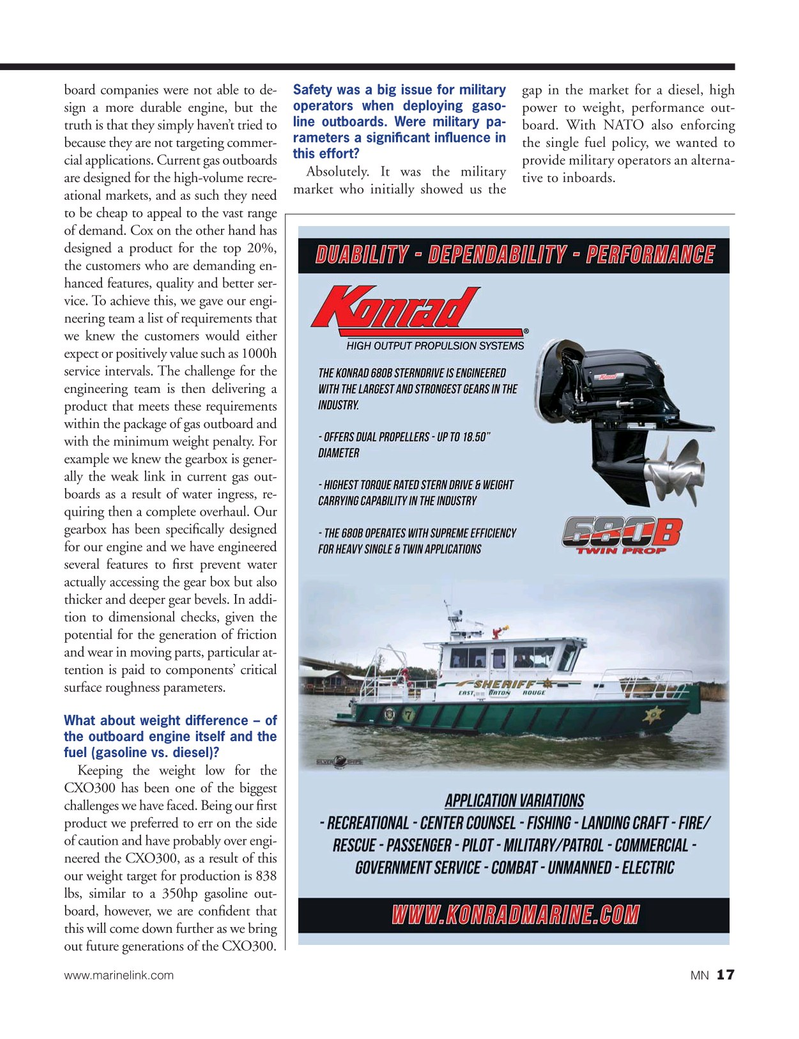 Marine News Magazine, page 17,  Jun 2019