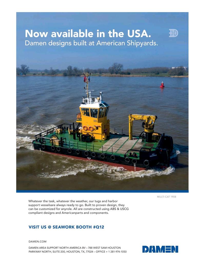 Marine News Magazine, page 19,  Jun 2019