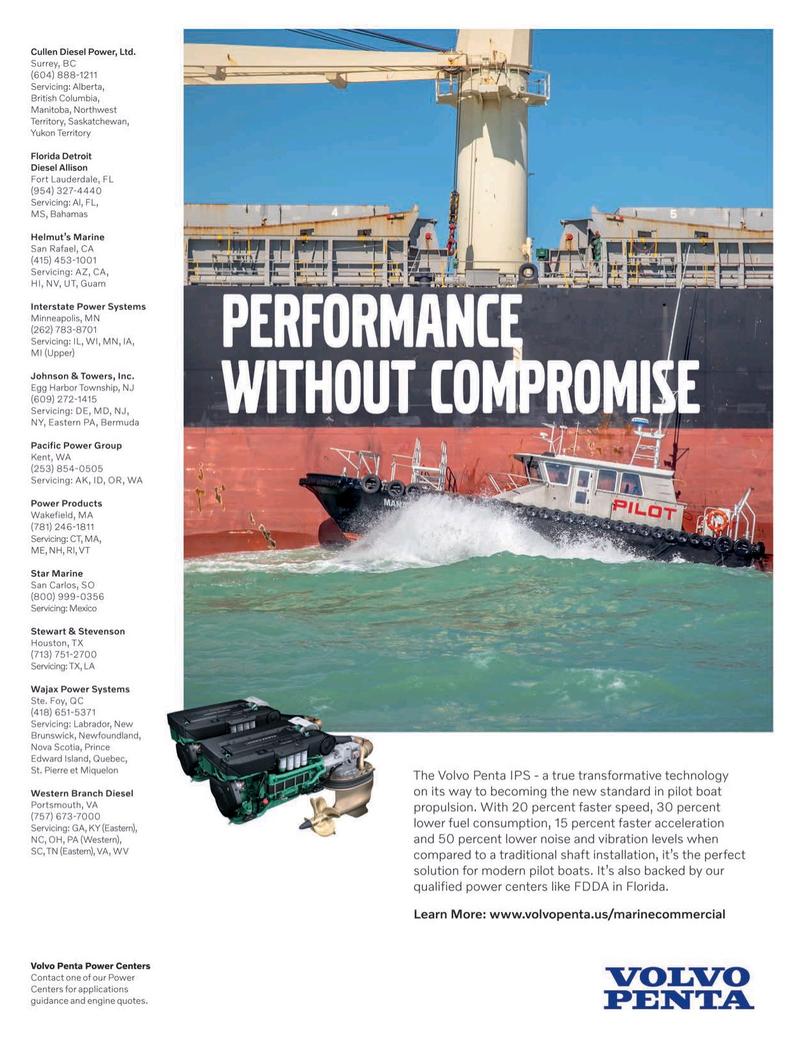 Marine News Magazine, page 1,  Jul 2019