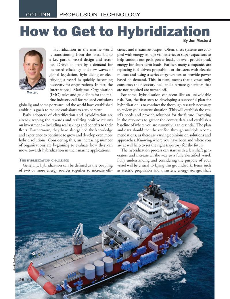Marine News Magazine, page 28,  Jul 2019