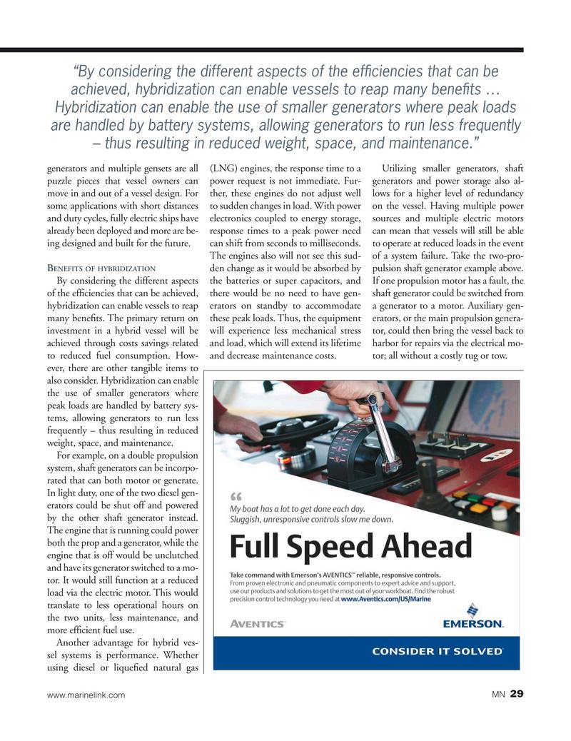 Marine News Magazine, page 29,  Jul 2019