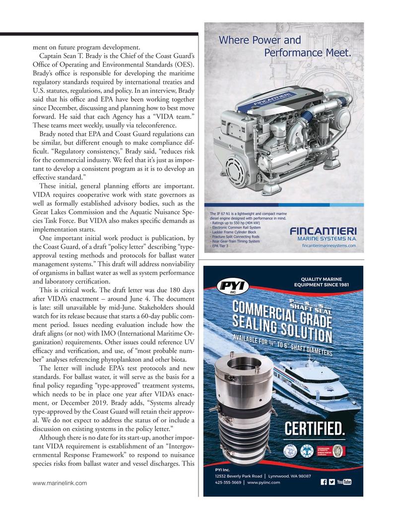 Marine News Magazine, page 37,  Jul 2019