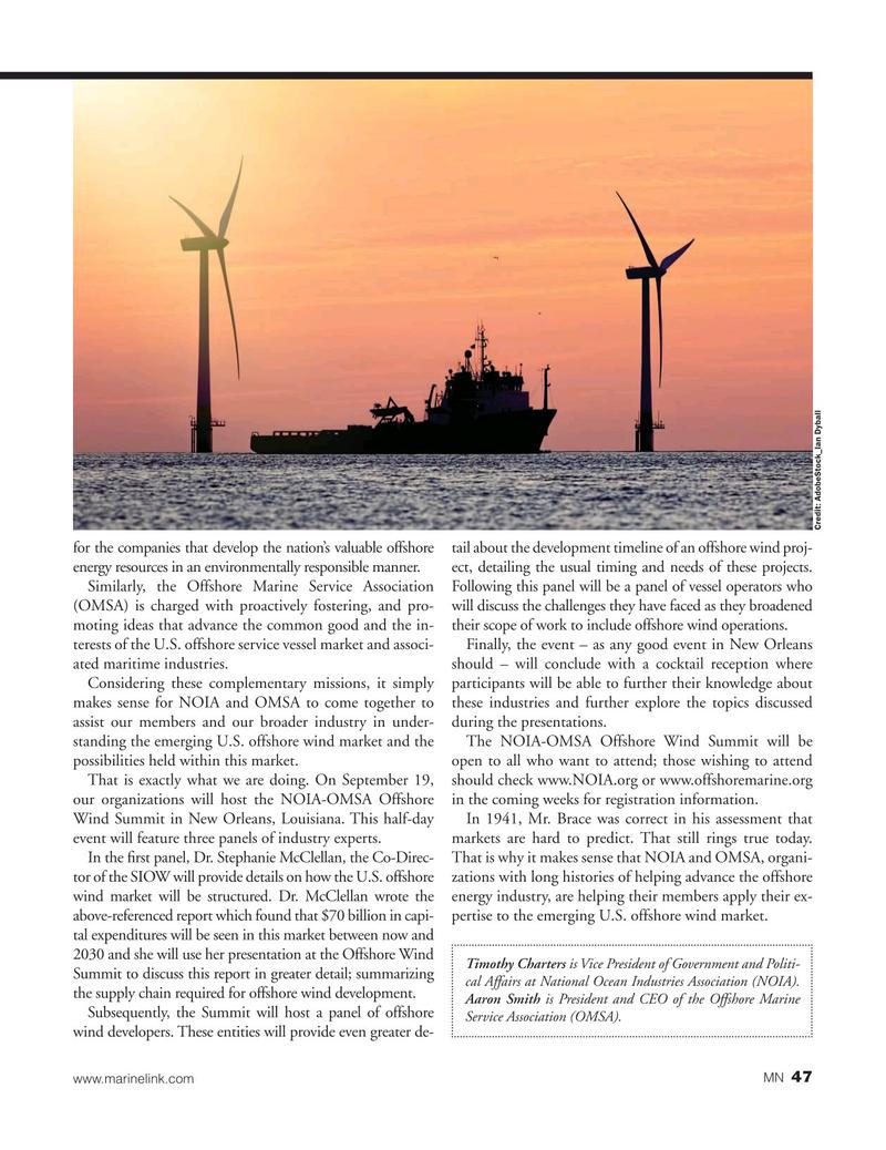 Marine News Magazine, page 47,  Jul 2019