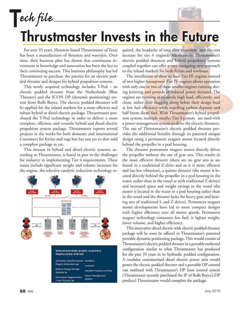 Marine News Magazine, page 50,  Jul 2019
