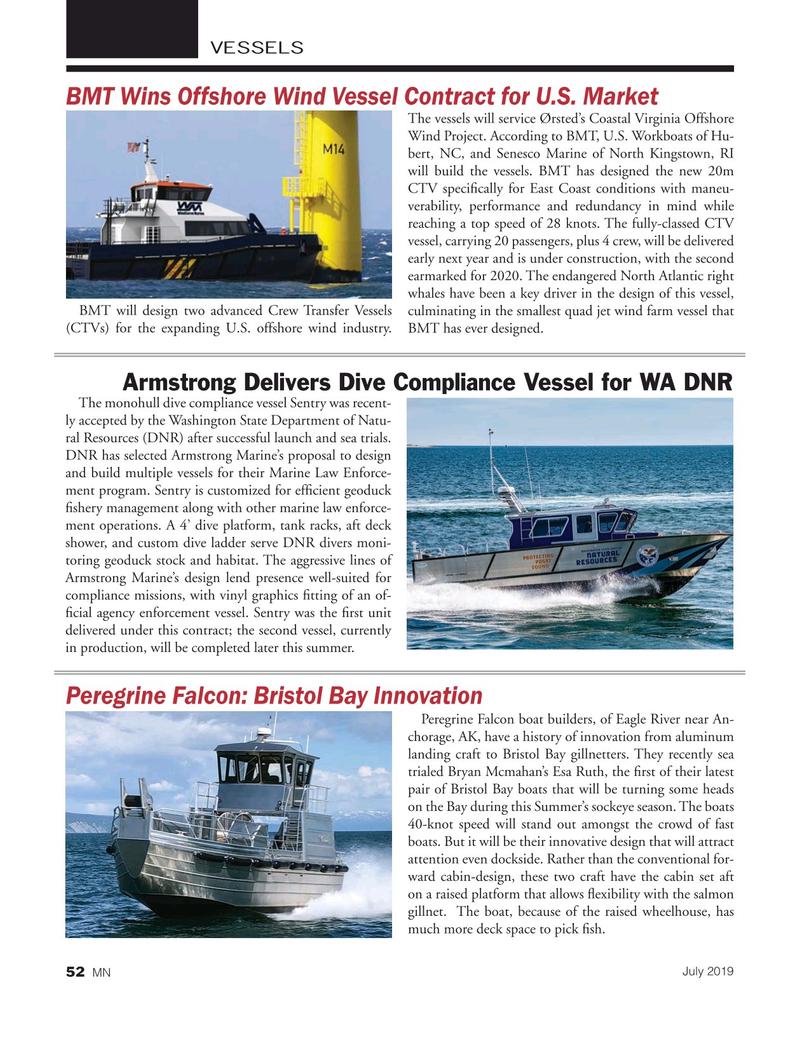 Marine News Magazine, page 52,  Jul 2019